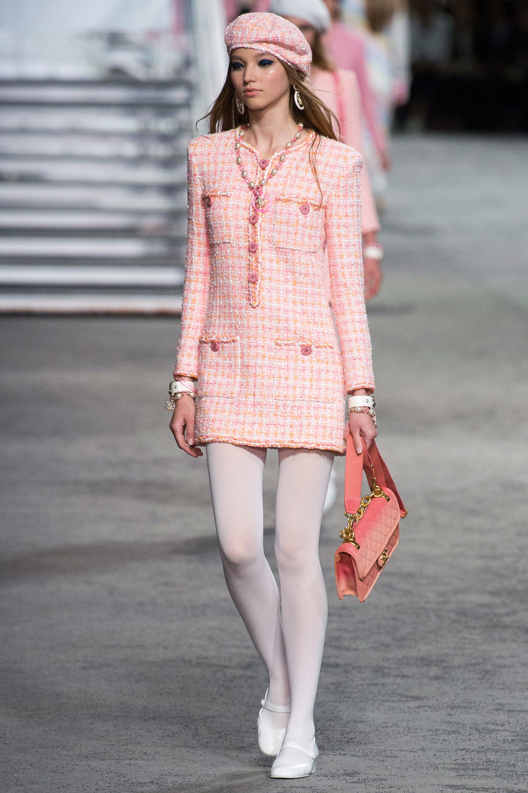 887149d935e4e Chanel Resort 2019 Paris Collection - Vogue  clothes  beautifulclothes   fashion  apparel  fashiontrends  style  stylewatch  fashioninspiration   designers ...