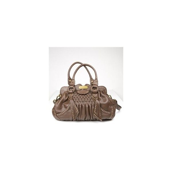 d4f5e1442c35 Lockheart In a Pinch Bag in Brown Jane ( 675) found on Polyvore ...