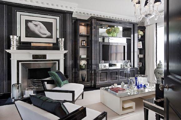 10 Dazzling Deco Inspired Homes Art Deco Living Room Interior Deco Art Deco Interior