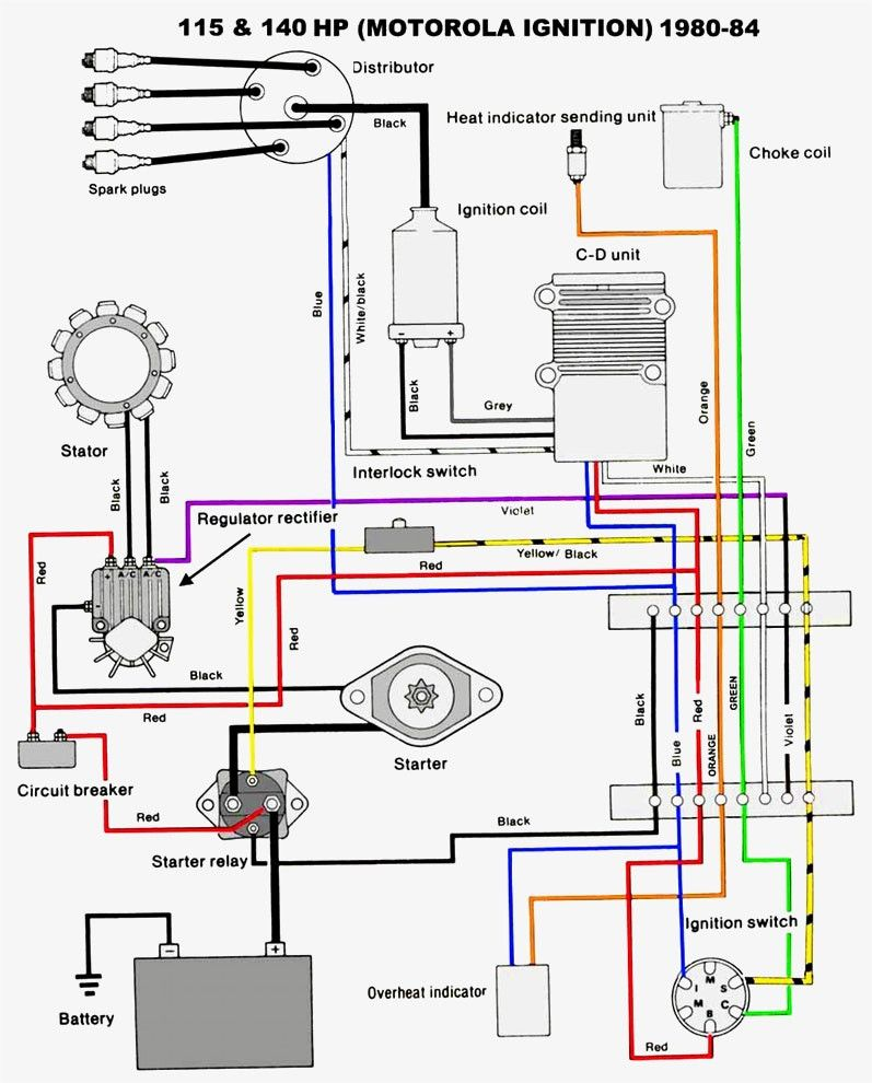 Motorola Alternator Wiring Diagram : motorola, alternator, wiring, diagram, Unique, Alternator, Wiring, Diagram, Inside, Alternator,, Electrical, Diagram,