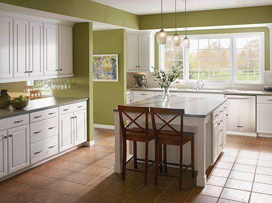 Devon Cabinets   Shenandoah Value Series available at Lowe's ...