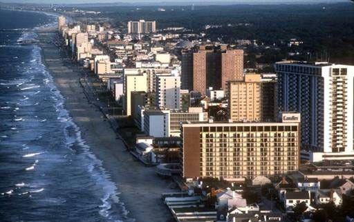 Virginia Beach Ciudades Lugares Costa De Norfolk