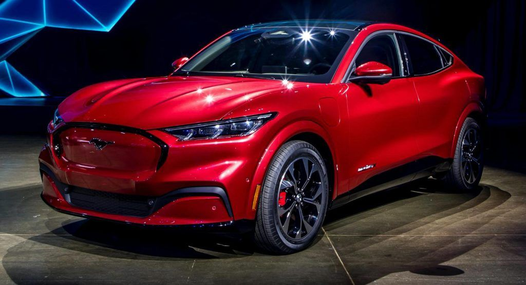 Ford Mustang Mach E Reservations Reportedly Hit 32 000 Ford
