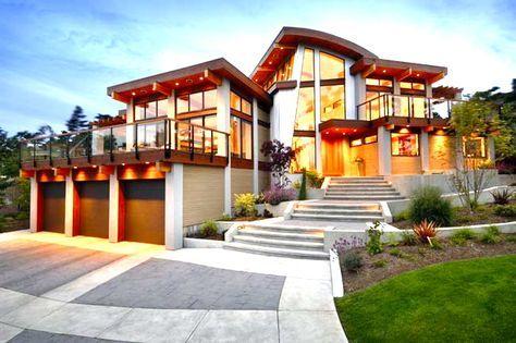 Armada house, villa de luxe au Canada | Maisons Modernes | Maison ...