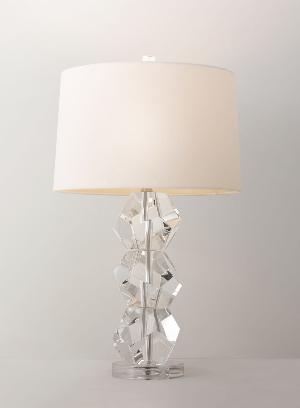 Fiona Crystal Table Lamp Base Crystal Table Lamps Table Lamp