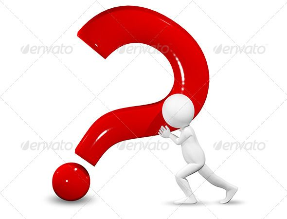 Man And Question Mark This Or That Questions Graphic Designer Portfolio Abstract