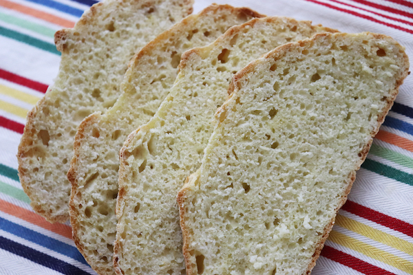 You Can Bake Bread Without Yeast - Jenny Can Cook in 2020 ...