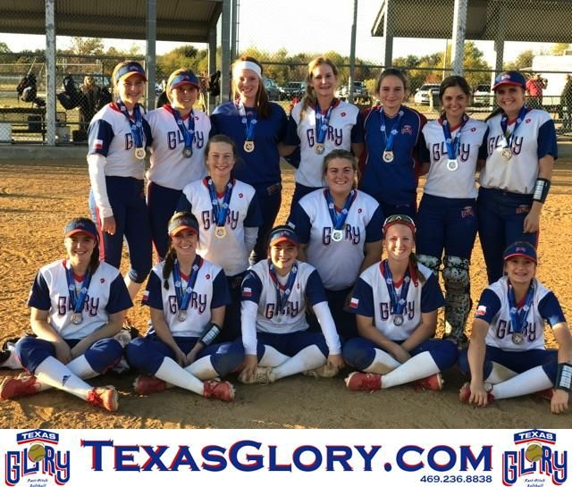 16u Texas Glory Blue Finishes 2nd In Austin Division Of Lonestar Camp And Scrimmage This Weekend Great Exposure Opportunities An Fastpitch Texas Competition