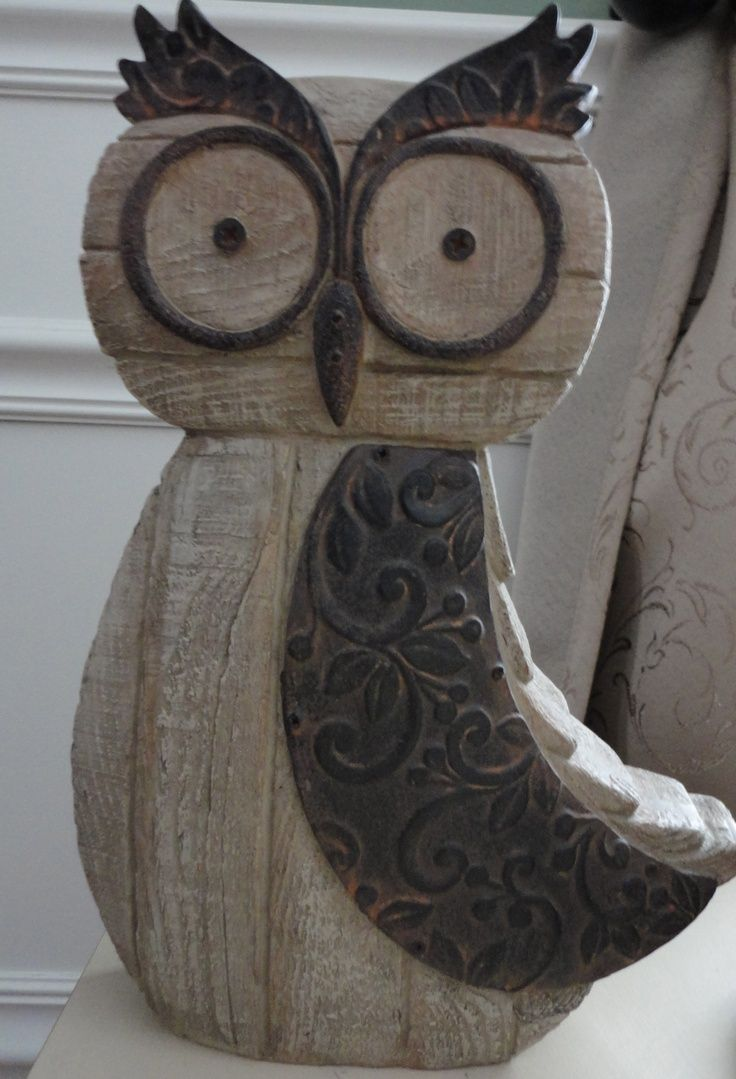 Owl Wood Craft Patterns Wooden Owl Birds And Spring Wood
