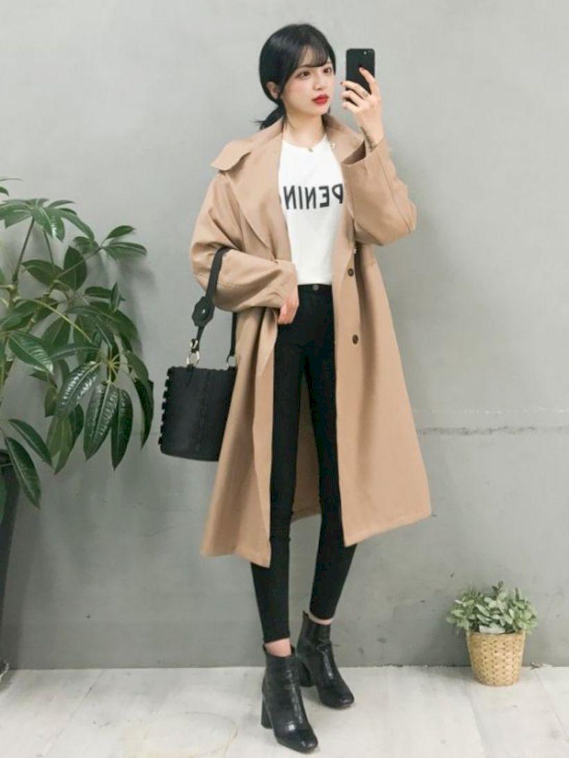 7 Korean Winter Fashion Ideas You Can Copy - glitterous.net