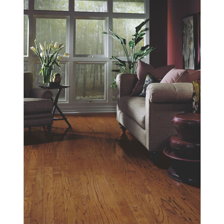 Shop Bruce Springdale Plank 3in W Prefinished Oak