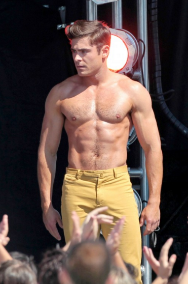 Zac Efron Butt 103