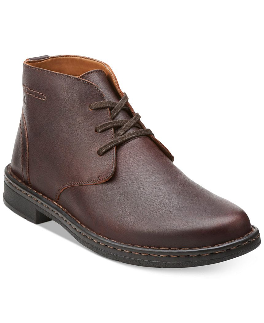 Kyros Limit Brown Tumbled Leather - Clarks Mens Shoes - Lace-ups and  Slip-ons - Clarks - Clarks® Shoes