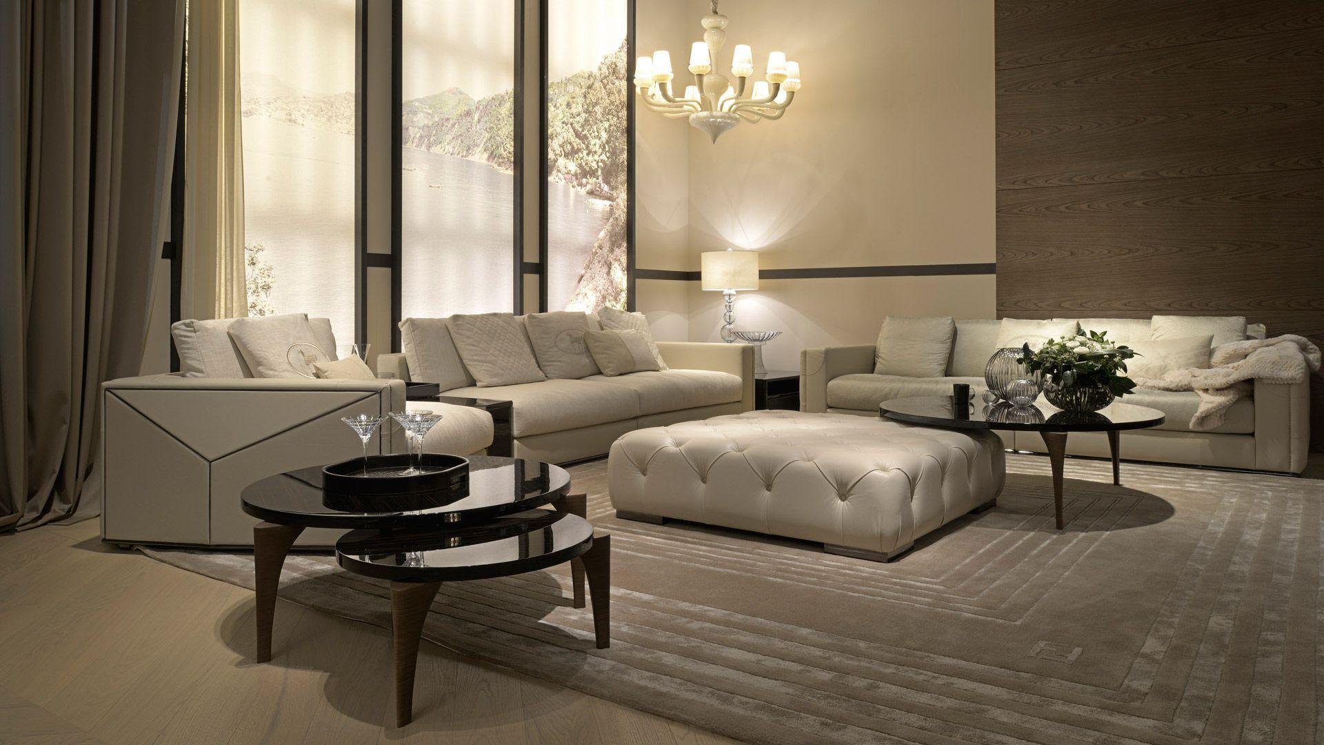 Living Fendi Casa Interiors Pinterest Decoraci N Moderna  # Muebles Fendi Casa