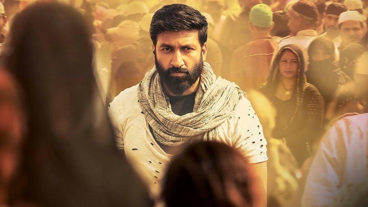 Gopichand new hindi dubbed action movie 2019 chanakya