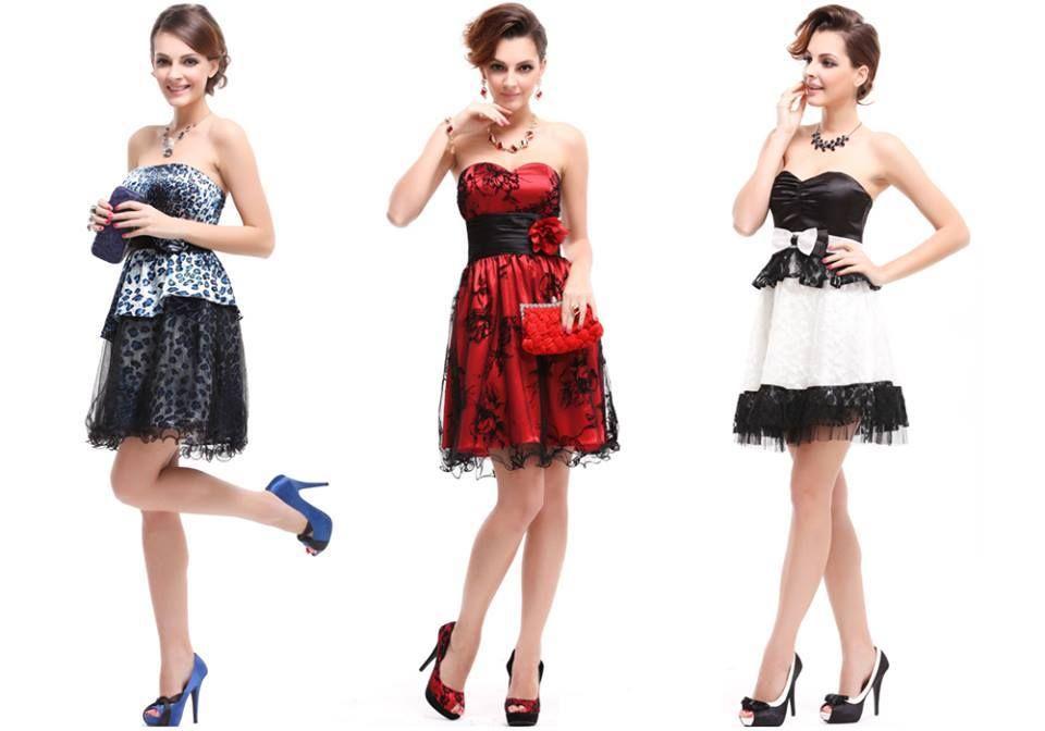 Pretty #cocktail dress