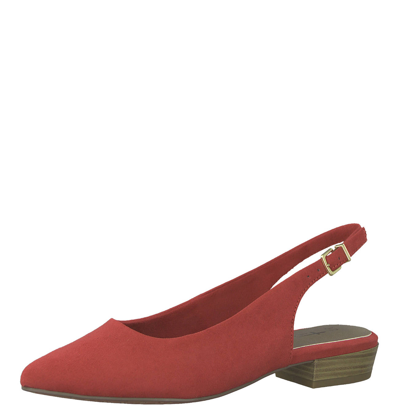 Sling Pumps, Blockabsatz, spitz | Blockabsatz schuhe