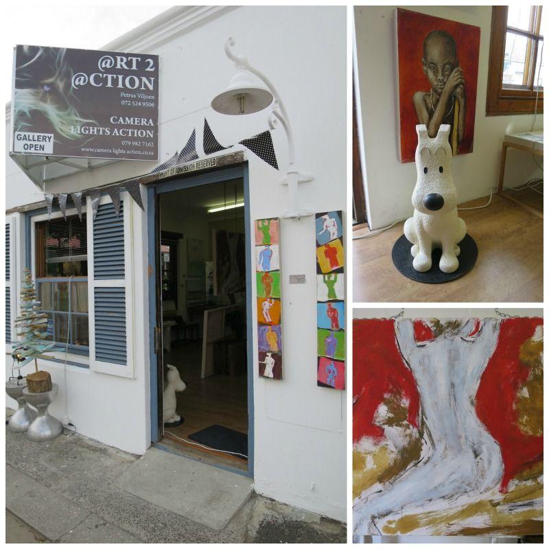 @rt 2 @ction Gallery - Hermanus Address:3 High Street, Hermanus Tel: 072 524 9506 Email: pmiljoen@gmail.com
