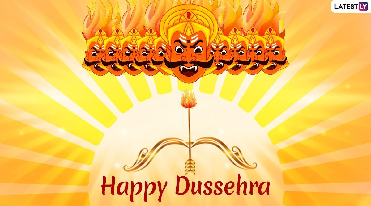 Pin On Happy Dussehra Quotes Wishes Images 2020