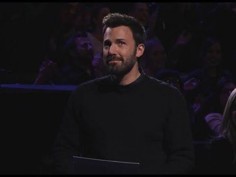 Jimmy Kimmel Live Ben Affleck Stays Loyal To Jimmy Kimmel Jimmy Kimmel Live S Youtube Channel Features Clips An Ben Affleck Jimmy Kimmel Live Gary Oldman