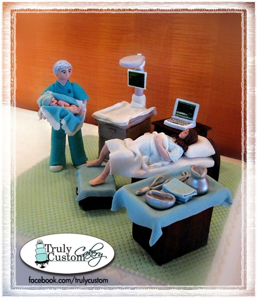 Obstetrics Doctor Retirement Cake Craft Ideas In 2019 Cake Retirement Cakes