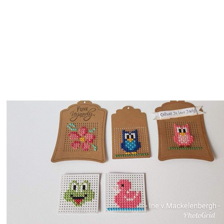 Pin van Anneke Schep op Embroidered cards & patterns - Miniaturas ...