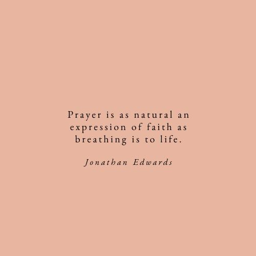 Jonathan Edwards Quote