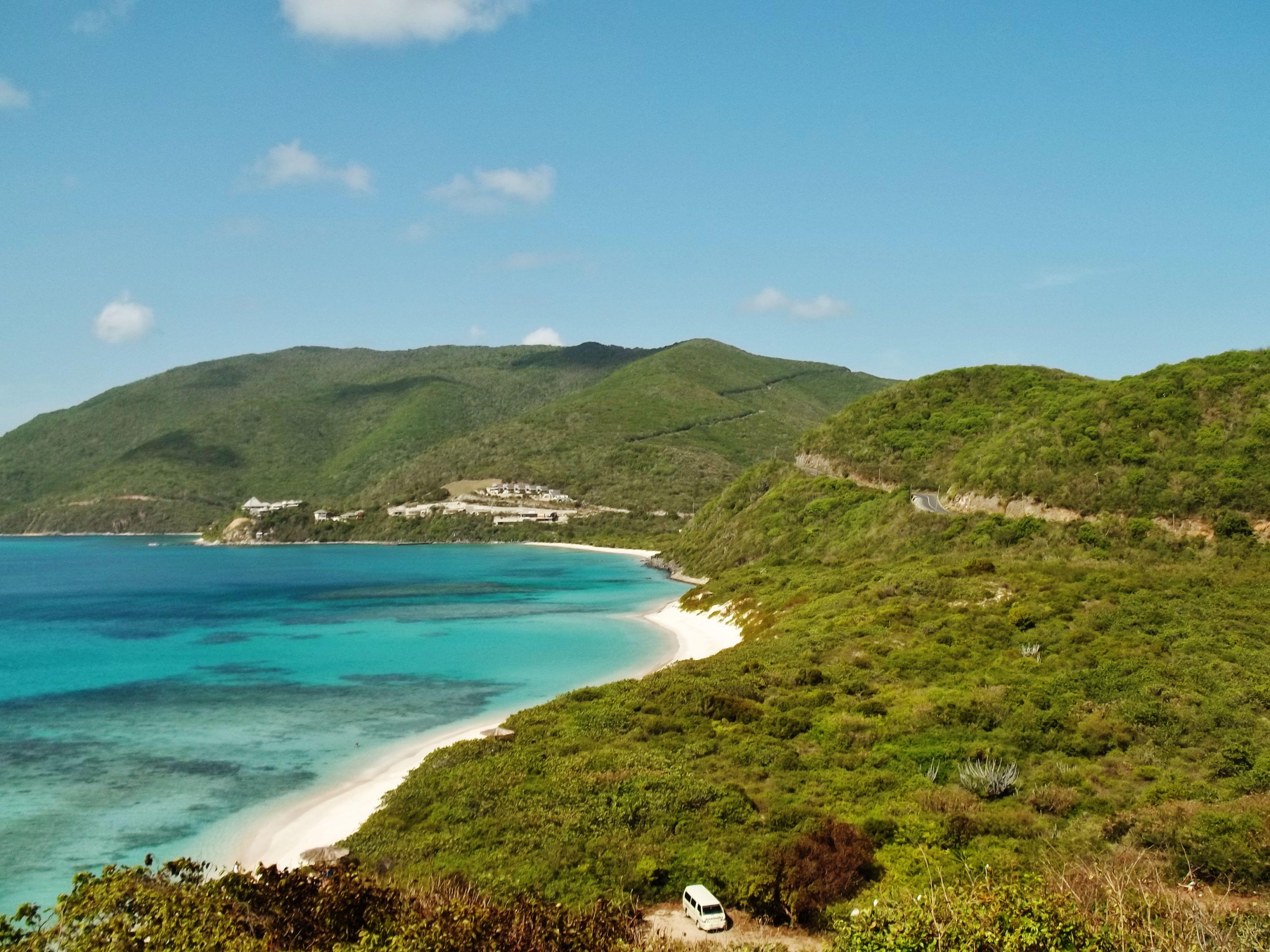 Take A Sailboat Journey Around The British Virgin Islands