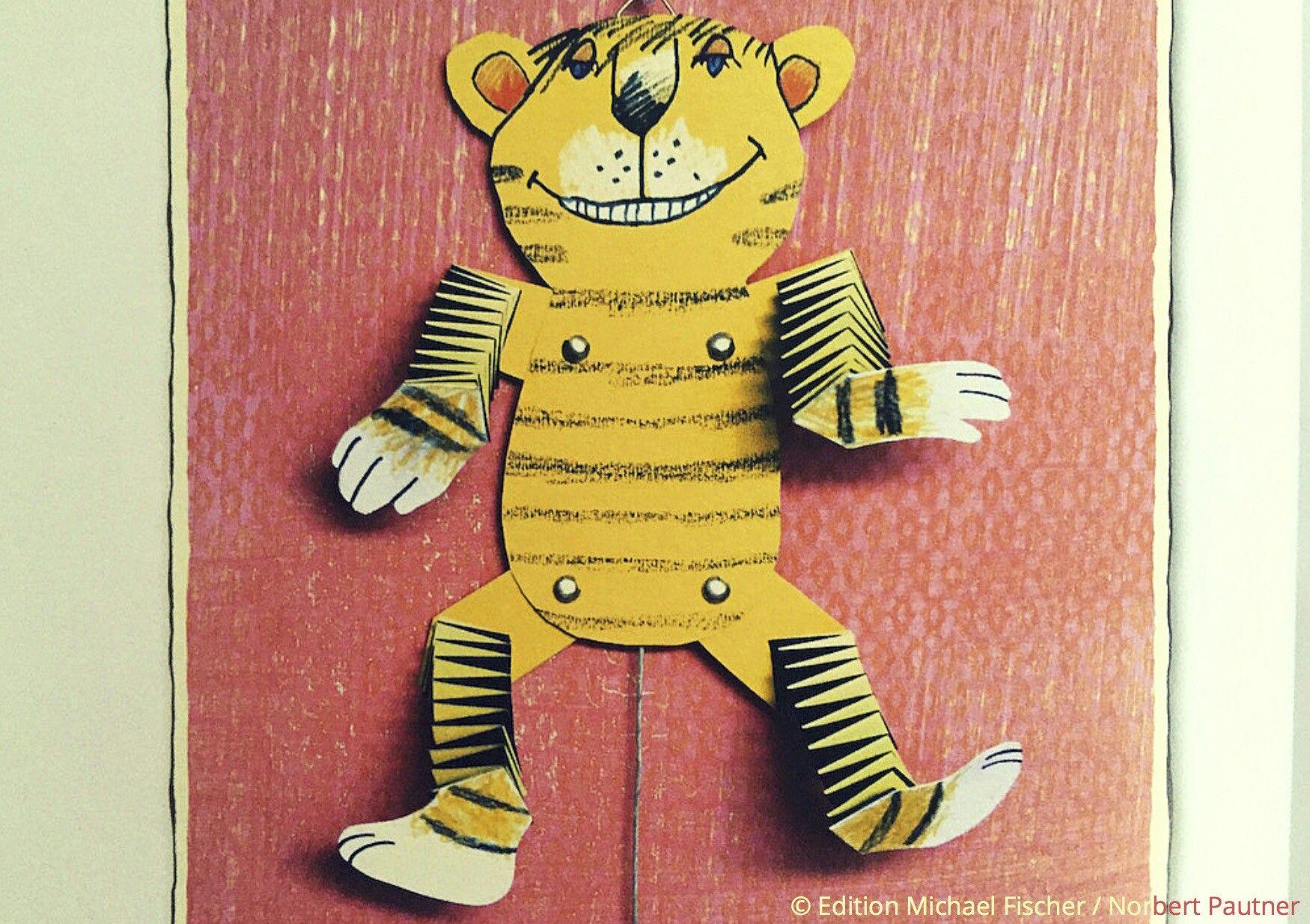 Pin von Geschenkeschatz auf Janosch Tiger und bär