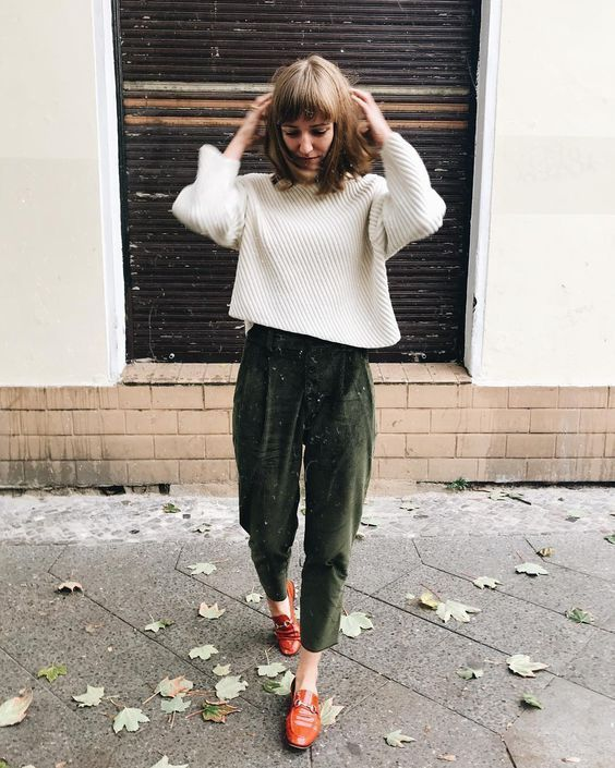 What To Wear With Green Pants: 32 Casual And Business Looks