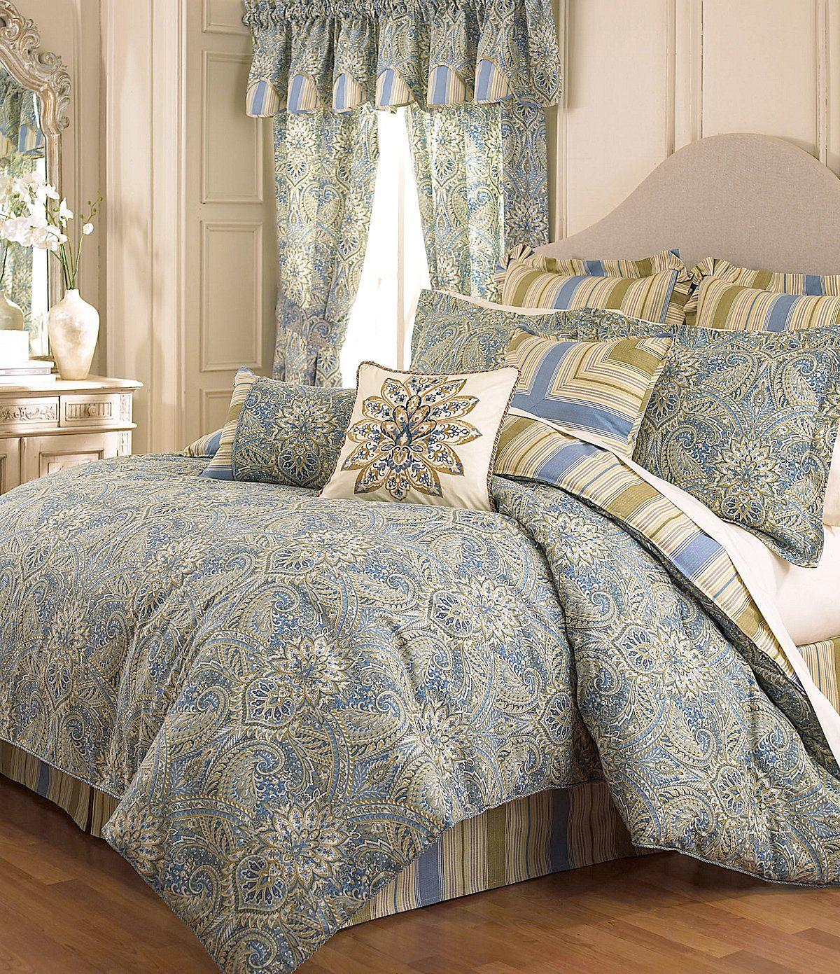 Waverly Swept Away Bedding Collection Dillards Com