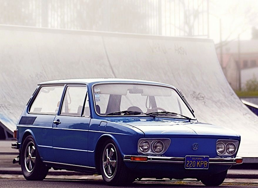 VW Brasilia, meu pai tinha uma dessas!