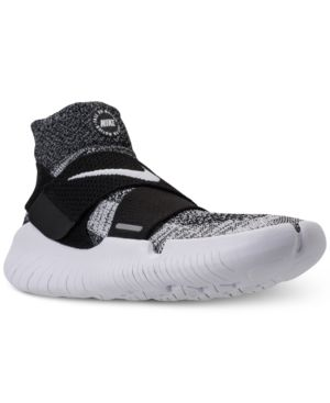 Nike Men's Free Rn Motion Flyknit 2018 Running Sneakers from