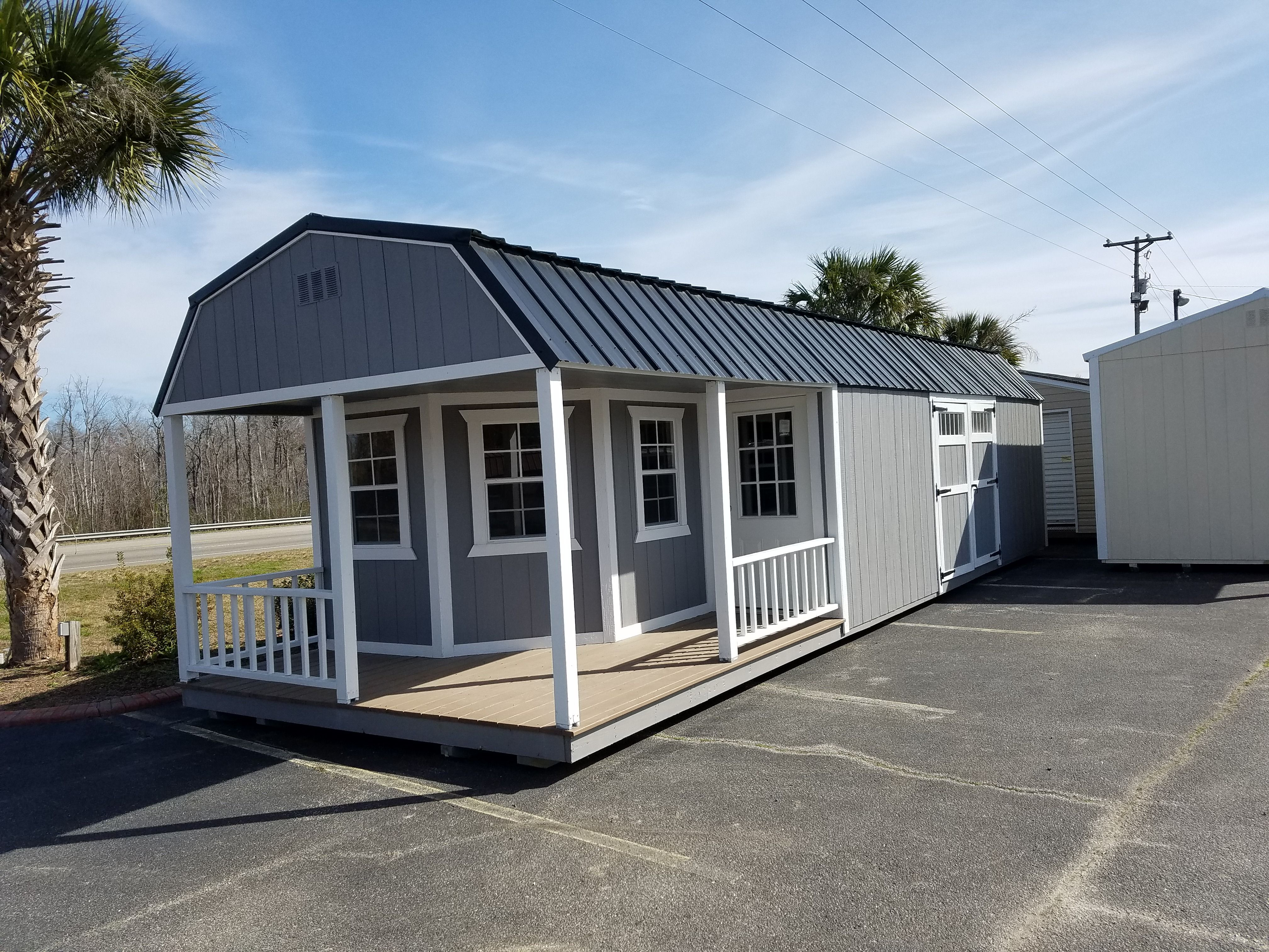 We have some of all. From barns, carports, garages, wood