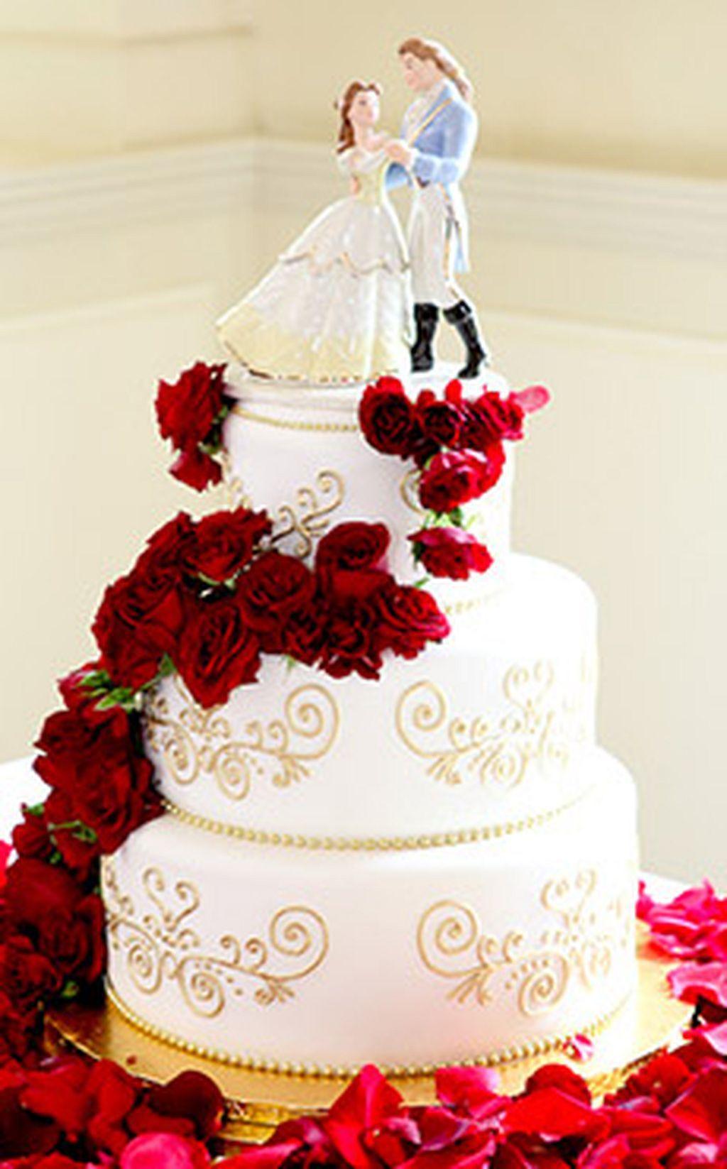 80 beauty and the beast wedding ideas 52 | Beast, Weddings and Cake