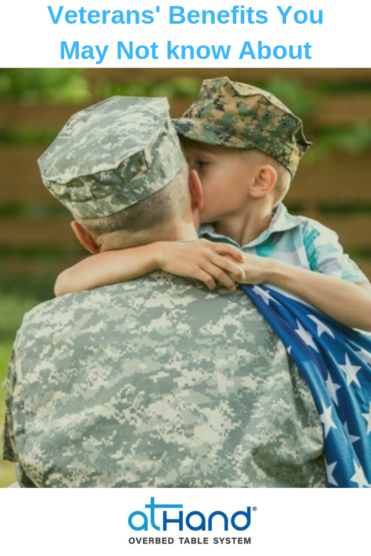 The Surprising Benefits For Veterans Not Many Know About With