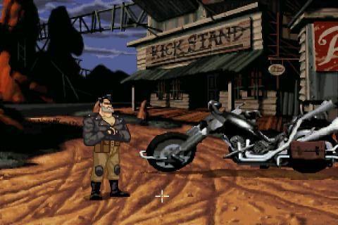 Scummvm Tim Schafer Full Throttle Adventure Games
