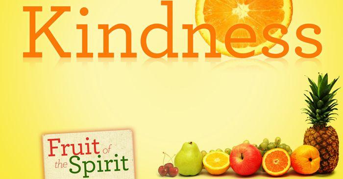 Fruit of the Spirit: Goodness - Life, Hope & Truth