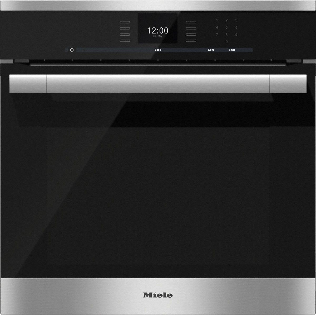 H 6560 B Am 24 Inch Convection Oven With Airclean Catalyzer And