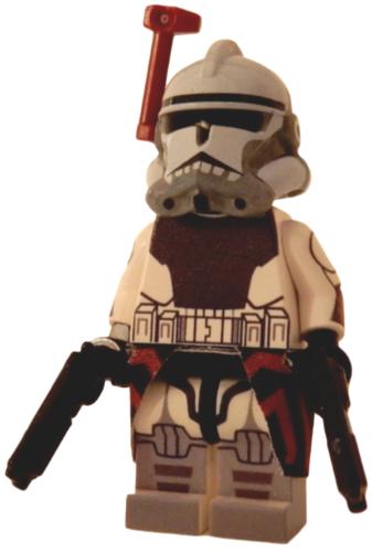 Custom Nien Nunb v2 Star Wars pilot minifigures han solo on lego bricks