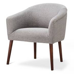 Lovely Threshold™ Barrel Chair   Gray: Replace The IKEA Tullsta In The Living  Room? Hmmmmmm.