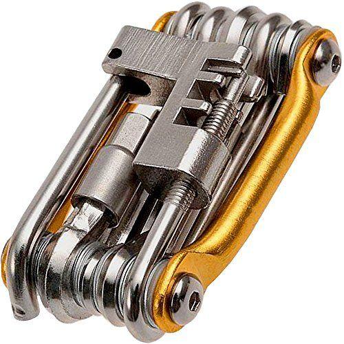 "Chain Hex /"" Portable 20-in-1 Functions Multi Tool Bike Repair Tool Kit Compact"