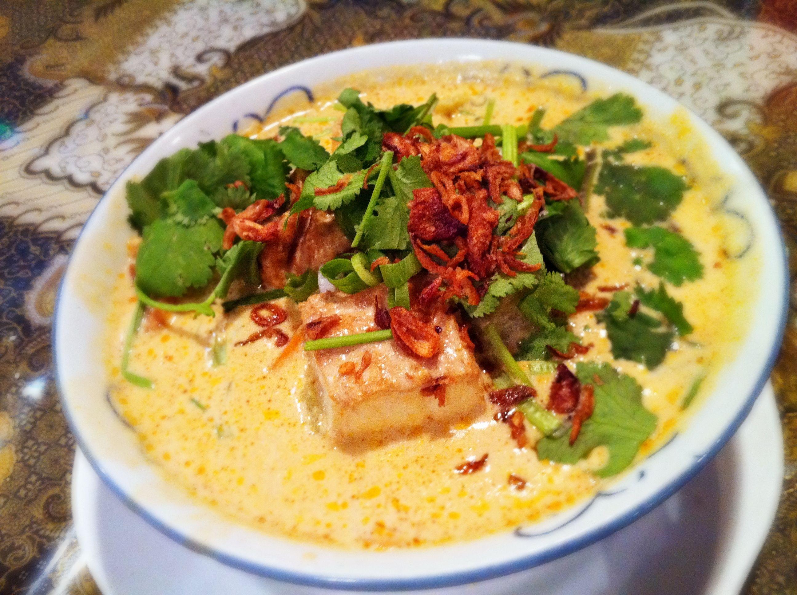 Vegetarian Curry Makanan Indonesia Brisbane Indian Food