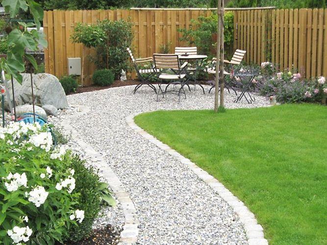 Wege im garten gestalten for Garten planen beispiele