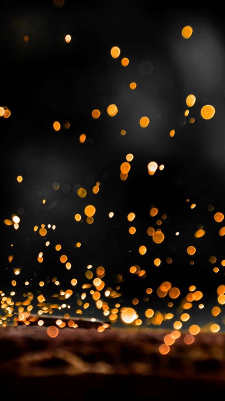 Sparkling Lights   Lit wallpaper, Sparkling lights, Bokeh ...