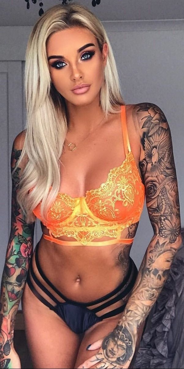 Mf Inked Excellence Filles Sexy Tatouees Tattoed Girls Sexy Tattoos For Girls