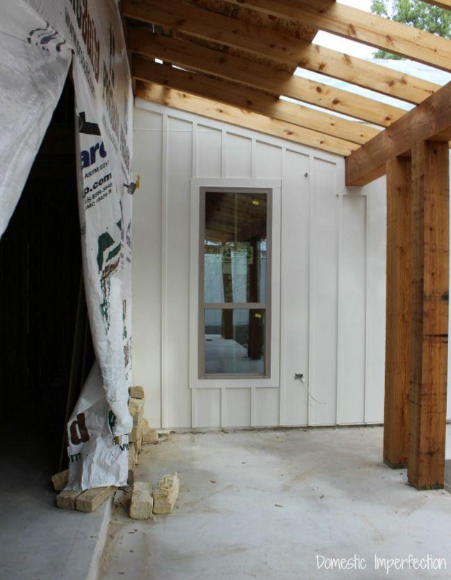 A Shoji White Farmhouse White Exterior Houses White