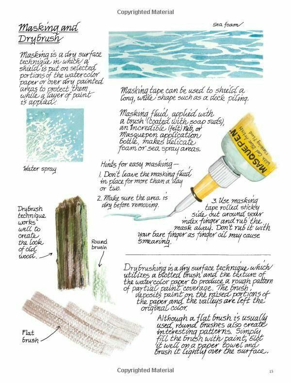 Pintar el mar