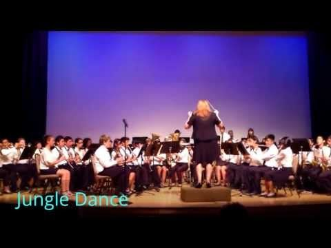 Mayfair Junior Band - Spring Concert 2013