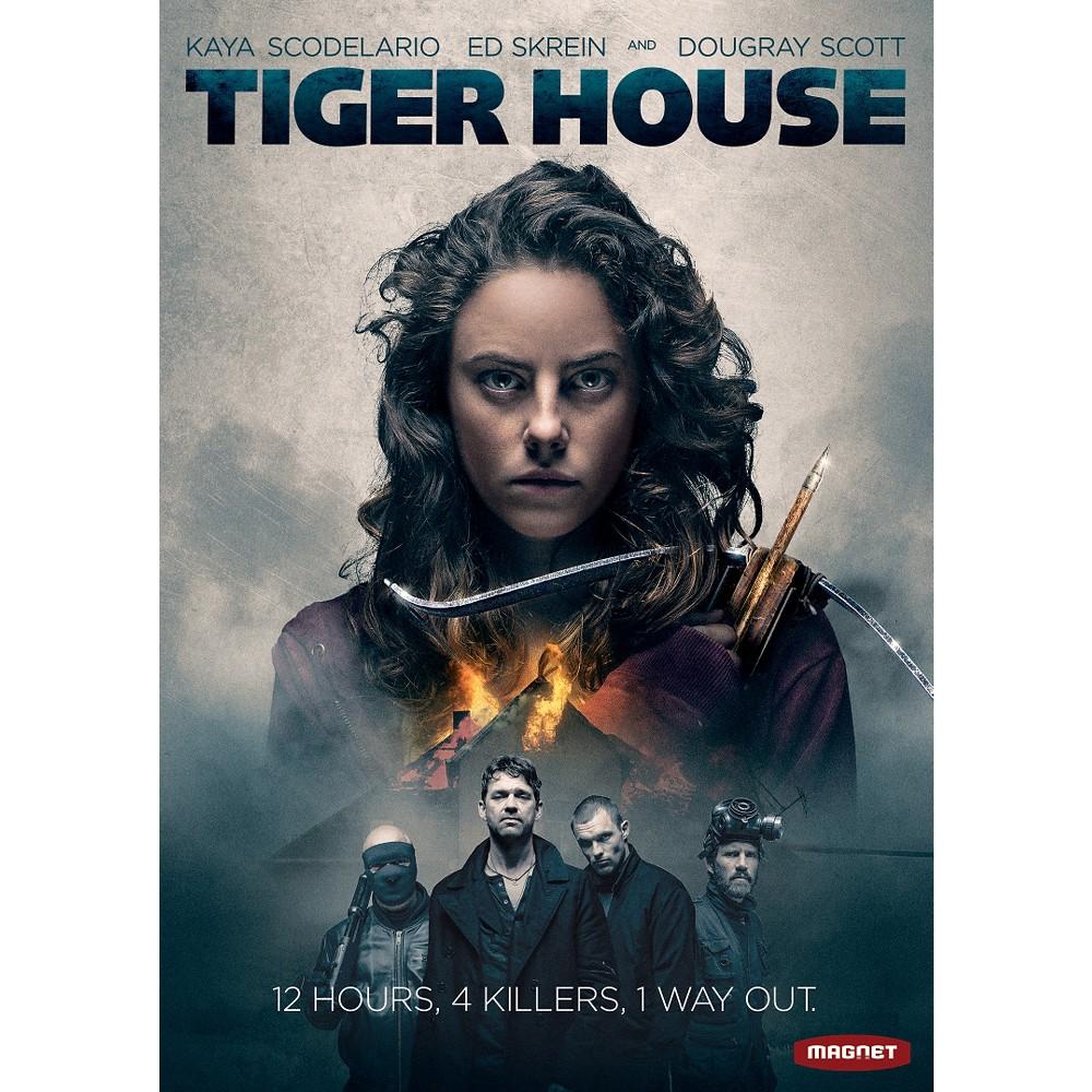 Tiger House Dvd 2015 Movies To Watch Online Streaming Movies Kaya Scodelario